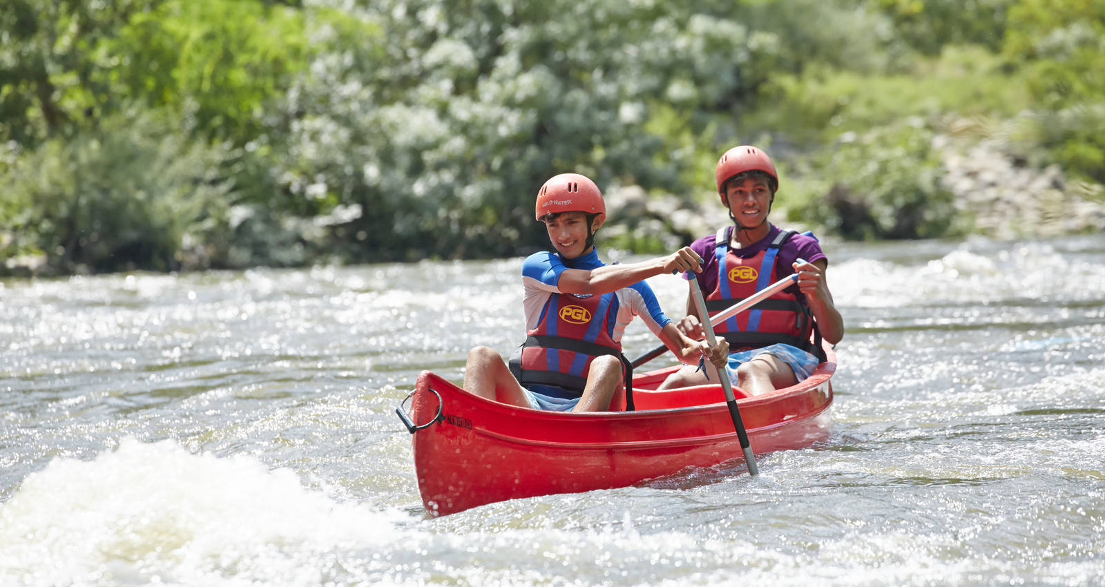 PGL Adventure Holidays, Multi-Activity and Specialist Holidays and Summer Camps for 7-17 year olds across the UK and France