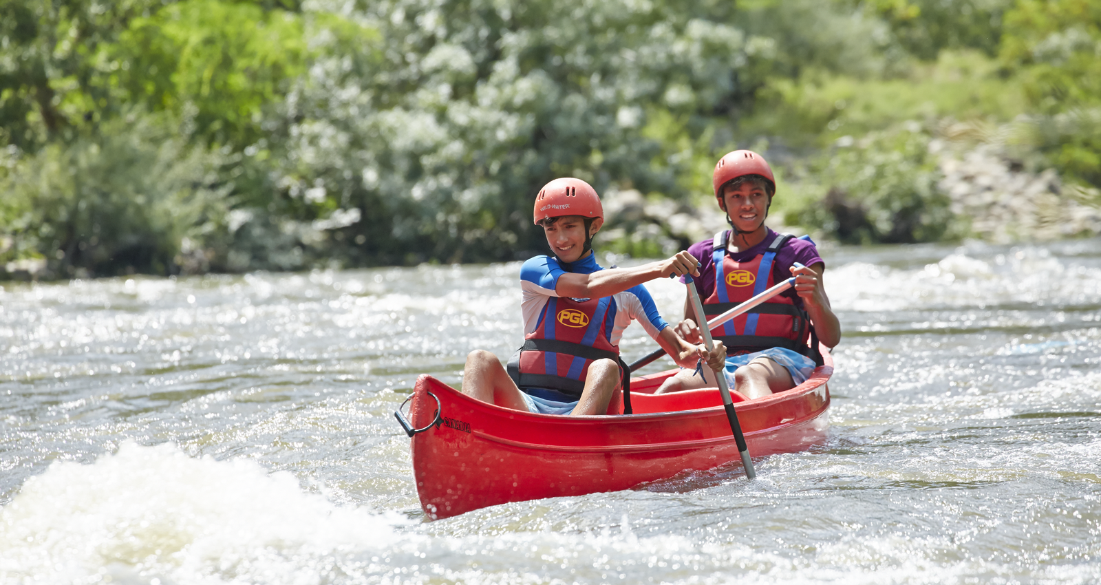 PGL Adventure Holidays - Specialist Holidays and Summer Camps for 7-17 year olds - France and Austria - Overseas Adventure - Two Centre Adventure, Paris & Disneyland®, Mediterranean Watersports, Skiing and Snowboarding