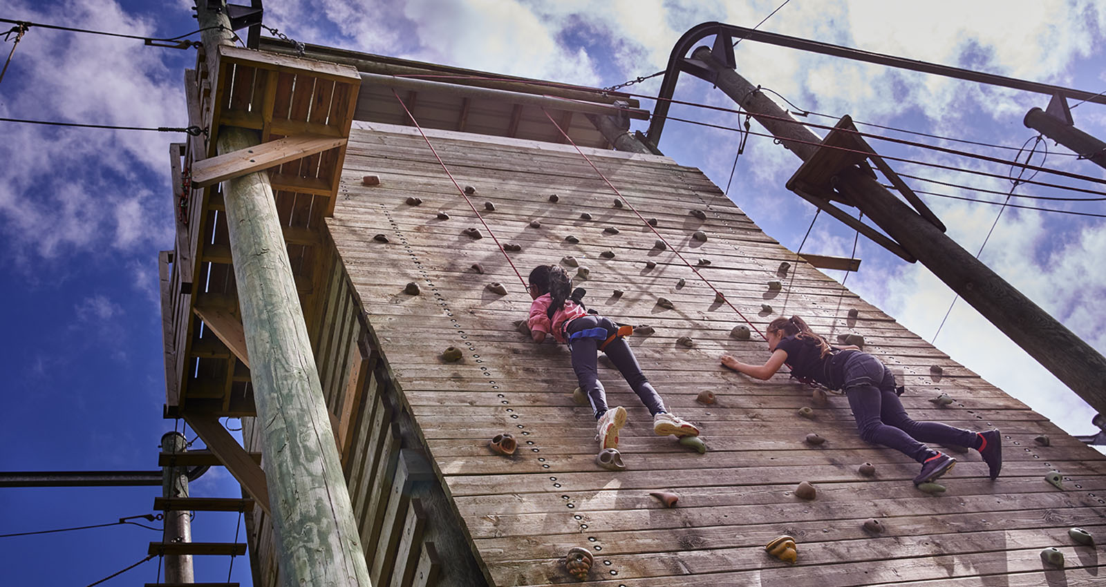 PGL Adventure Holidays - Specialist Holidays for 7-17 year olds across the UK - Action and Adventure - Wet and Wild