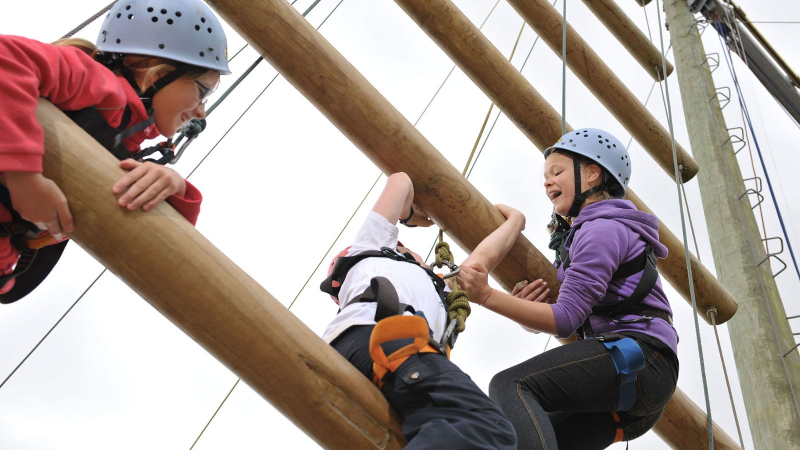 PGL Caythorpe Court Adventure Holidays and Summer Camps nr ...