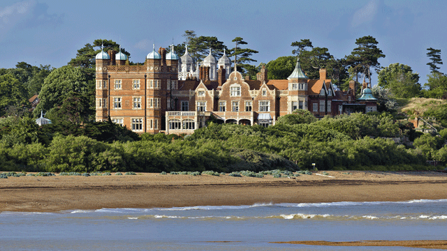 Bawdsey Manor - new