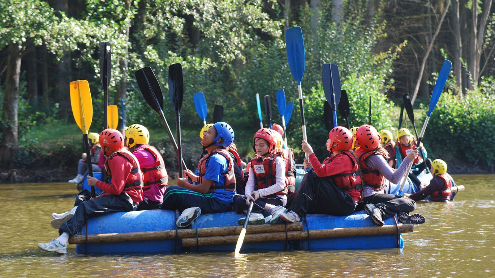 Pgl Marchants Hill Adventure Holidays And Summer Camps Nr