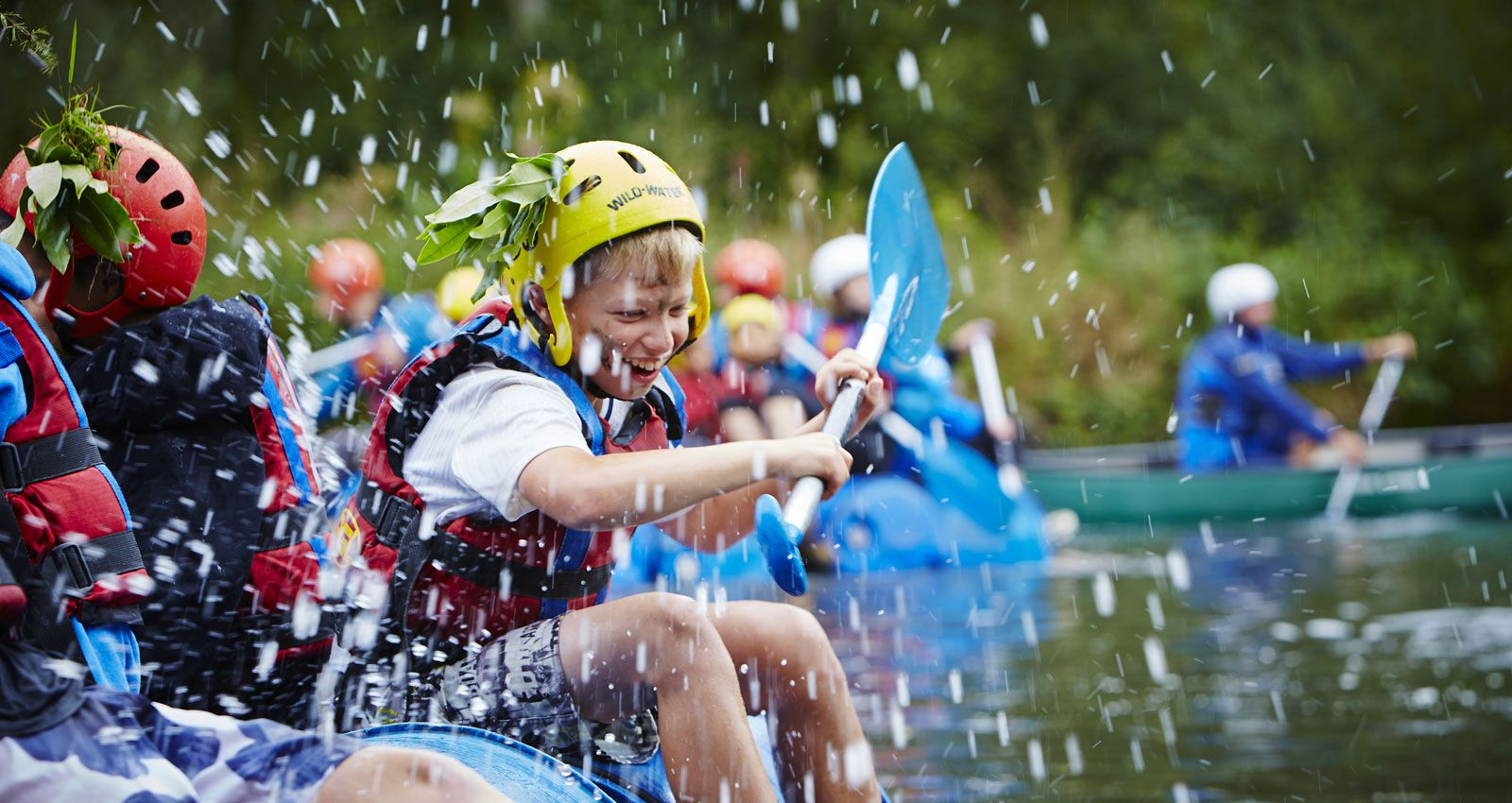 PGL Adventure Holidays - Multi Activity Holidays across the UK and France - 3 night Multi Activity mini breaks at PGL - Saturday-Monday