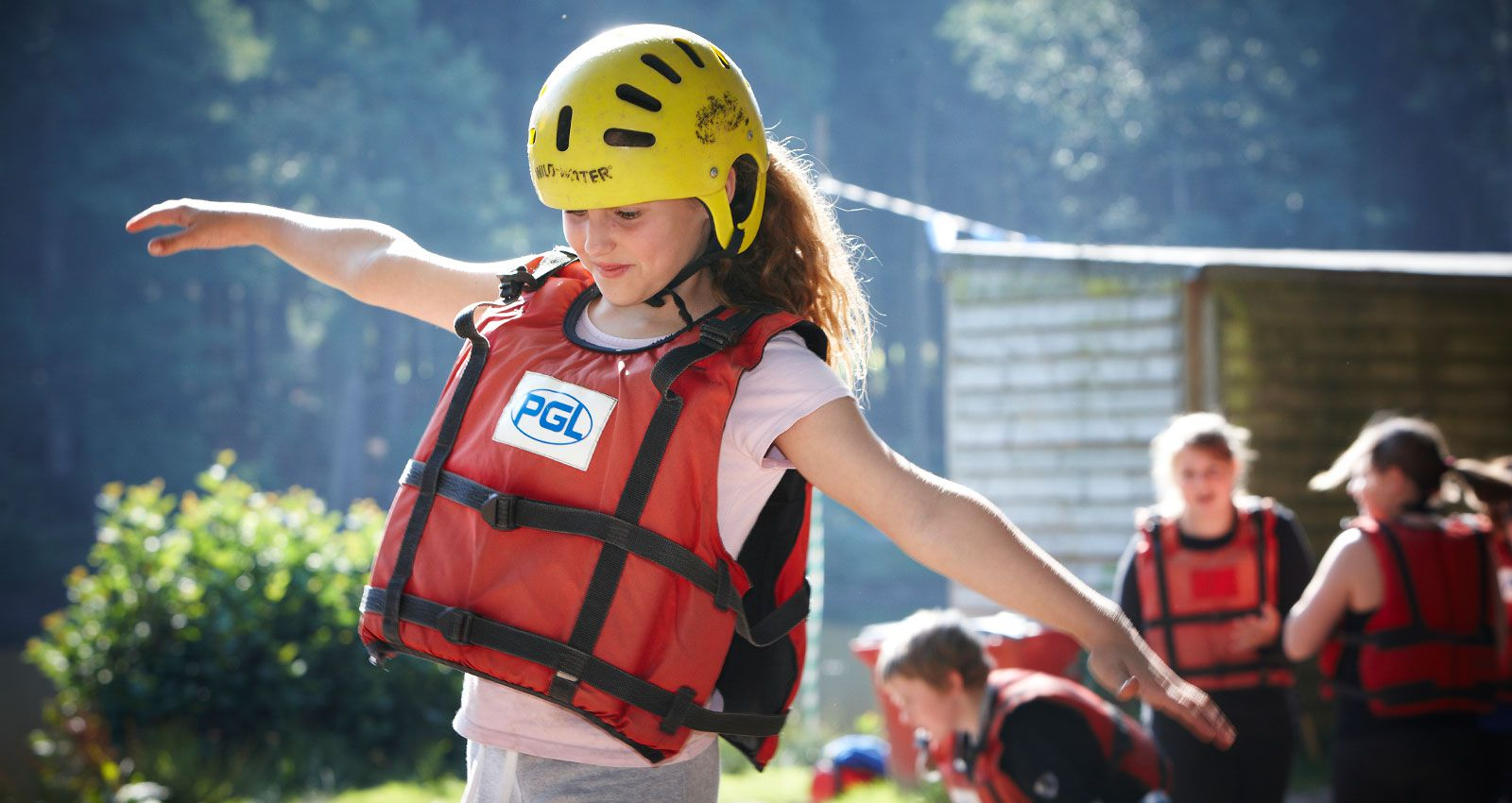 PGL Adventure Holidays - Specialist Holidays for 7-17 year olds across the UK and France - Action and Adventure - Mission Spy