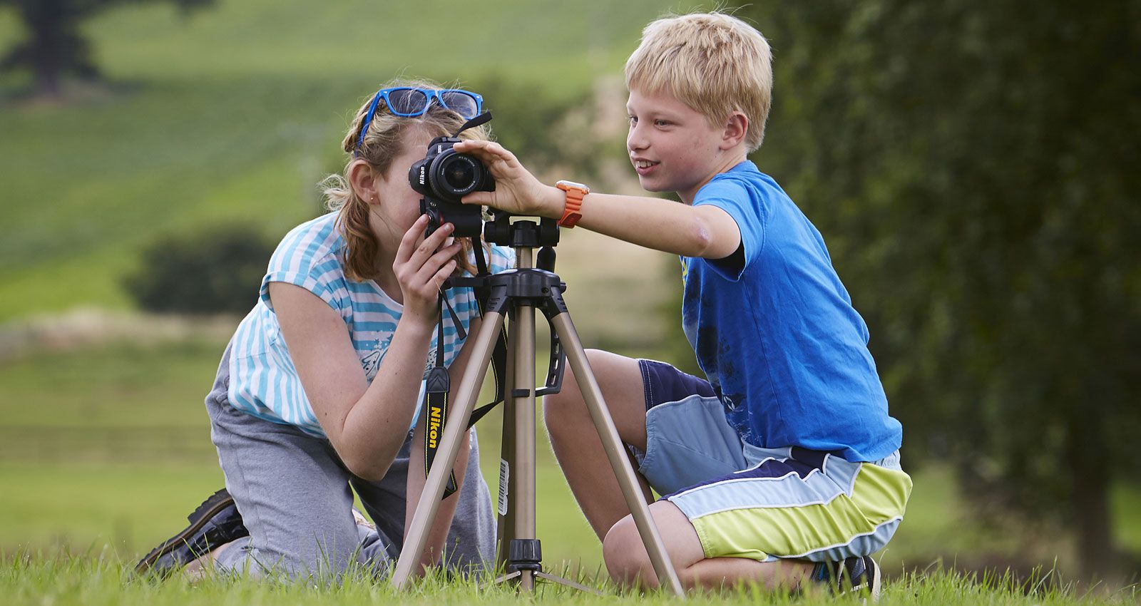 PGL Adventure Holidays - Specialist Holidays and Summer Camps for 7-17 year olds - Creative Kids - Photography Adventure, Music Studio, Film Making, Dance, Video Games Workshop, Stage Skills