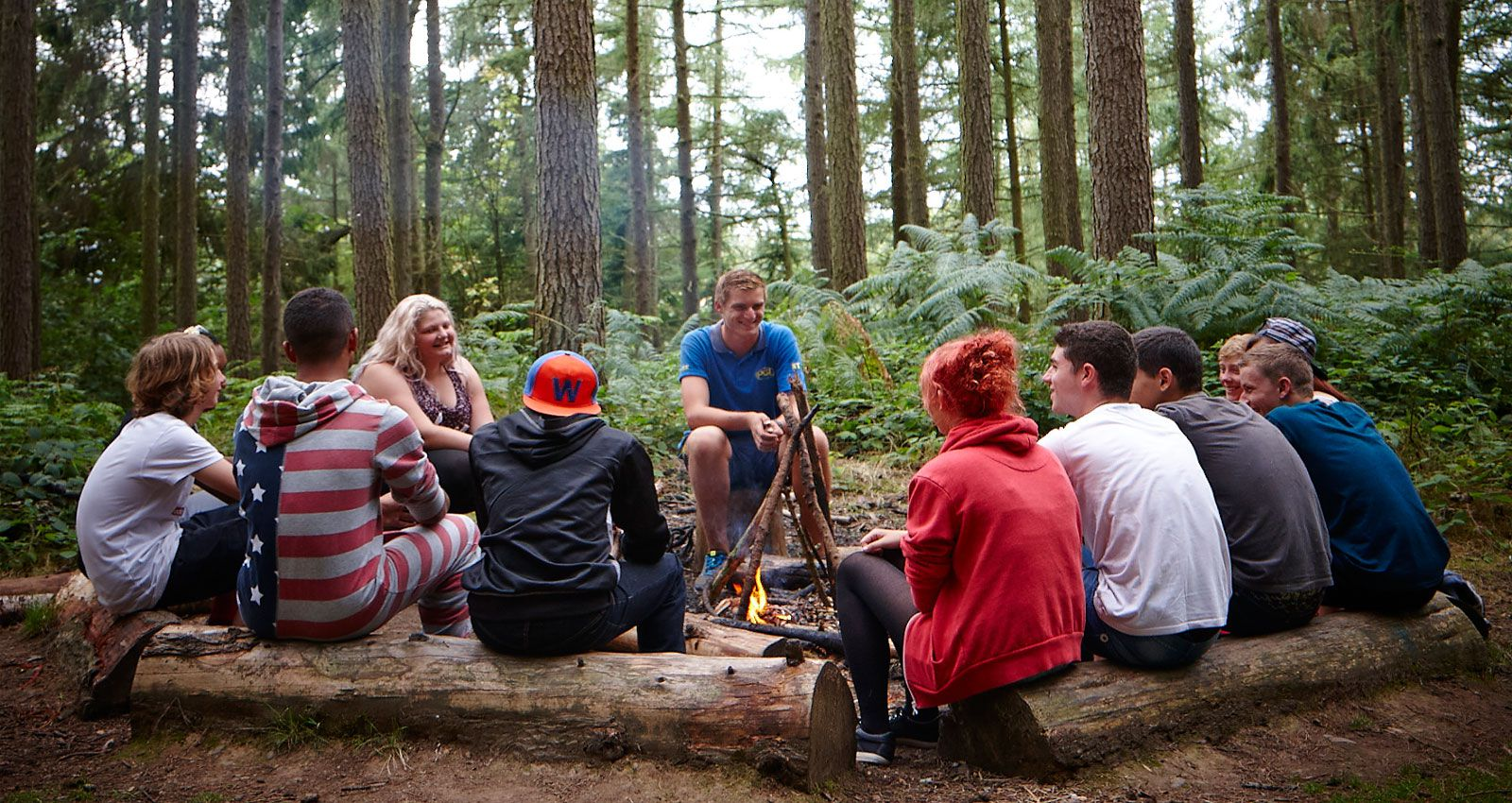 PGL Adventure Holidays - Specialist Holidays for 7-17 year olds across the UK and France - Love to Learn – Bushcraft