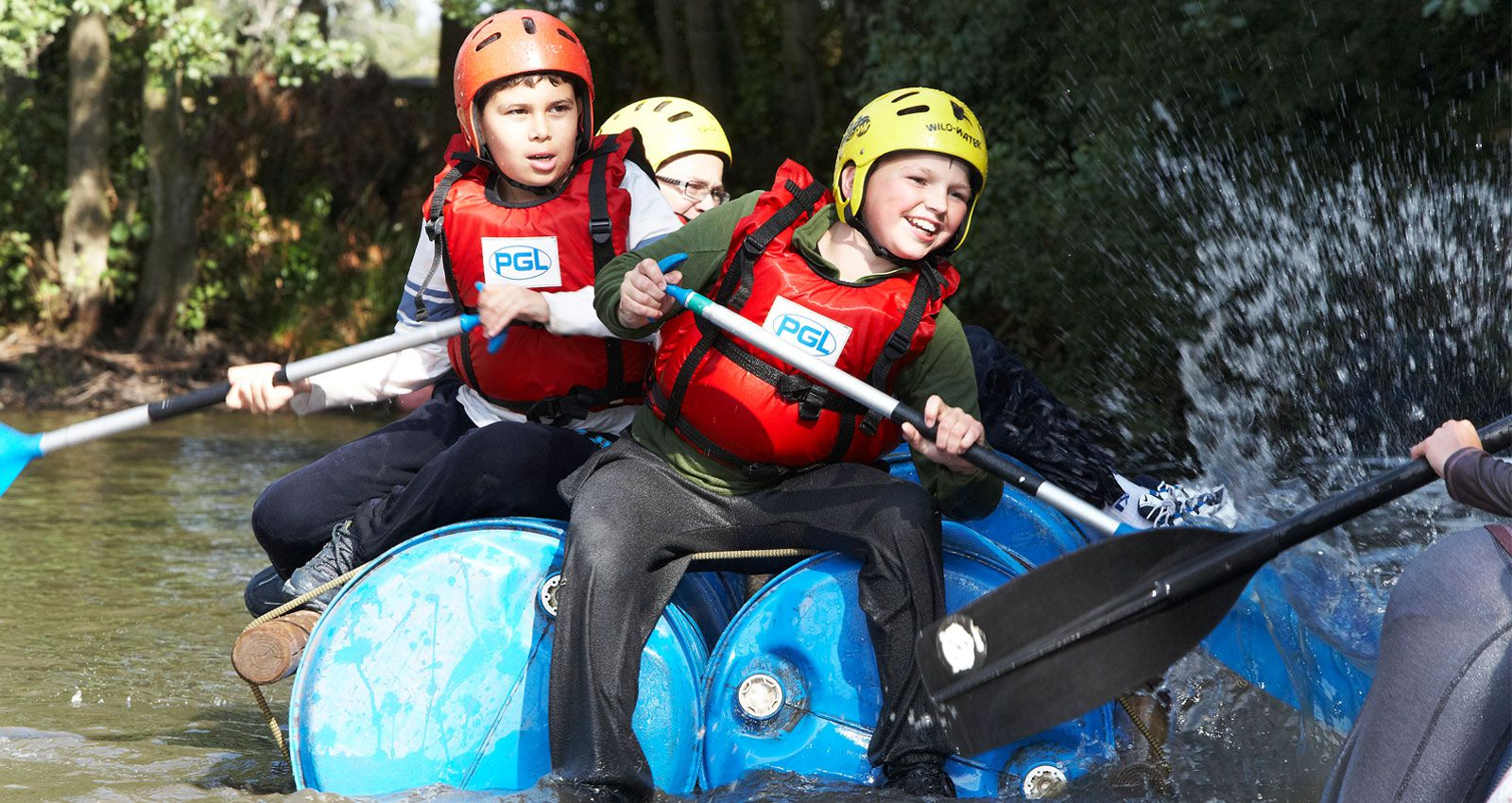 PGL Adventure Holidays - Specialist Holidays for 7-17 year olds across the UK and France - Love to Learn – Cook's Academy