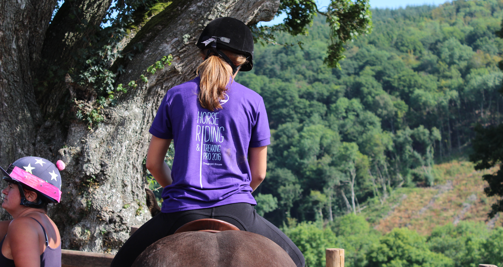 PGL Adventure Holidays - Specialist Holidays for 7-17 year olds across the UK - Love to Learn - Pony Trekking and Riding