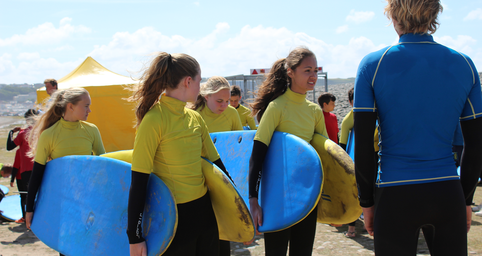PGL Adventure Holidays - Specialist Holidays for 7-17 year olds across the UK and France - Love to Learn - Surfing