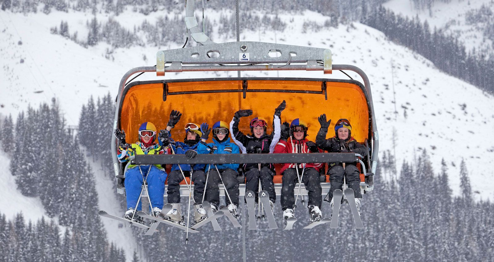 PGL Adventure Holidays - Specialist Holidays for 7-17 year olds across the UK and France - Overseas Adventure – Skiing