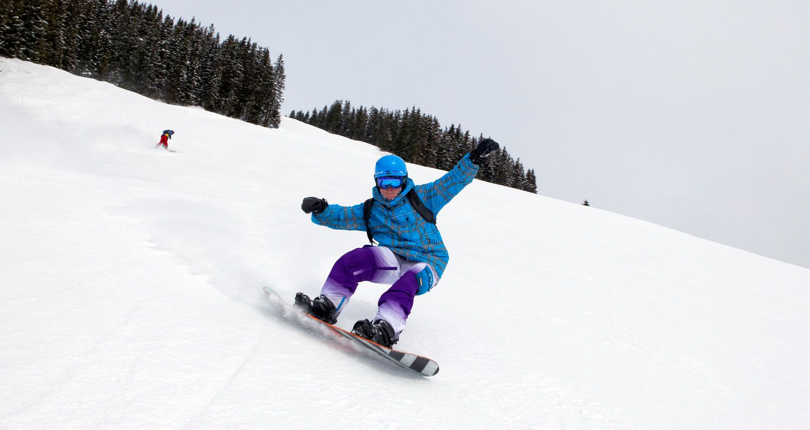 PGL Adventure Holidays - Specialist Holidays for 7-17 year olds across the UK and France - Overseas Explorer – Snowboarding