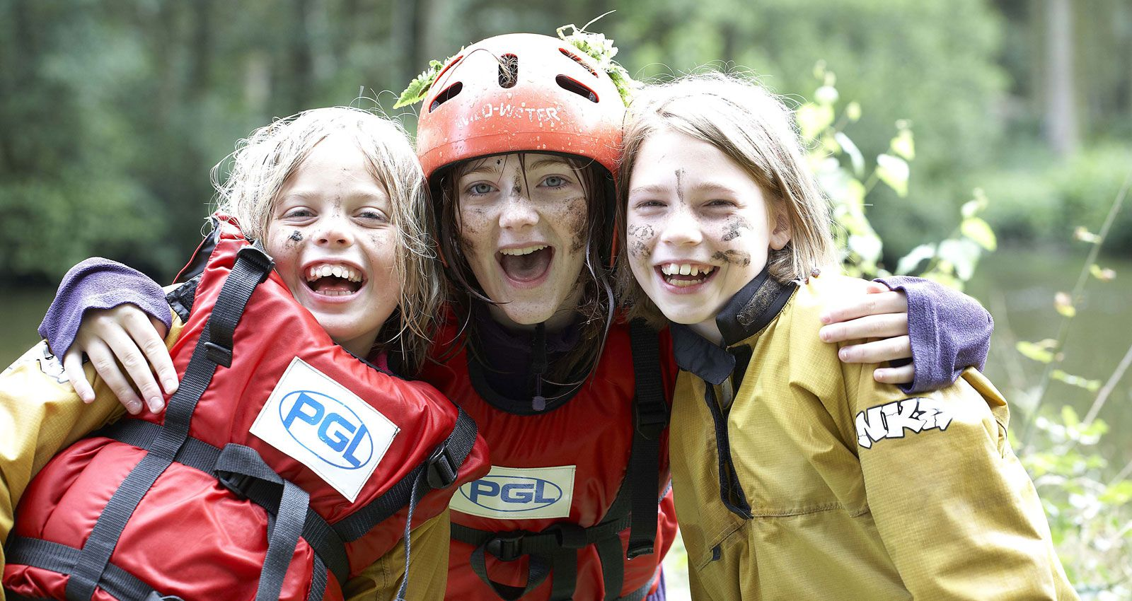 PGL Adventure Holidays for 7-17 year olds in the UK and France.