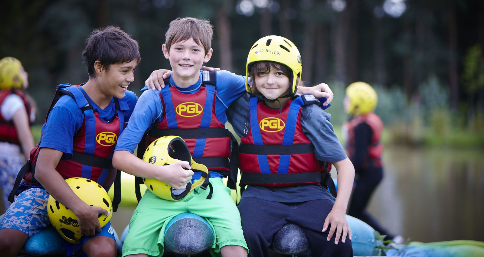 PGL Adventure Holidays - Specialist Holidays and Summer Camps for 7-17 year olds - Information for Parents