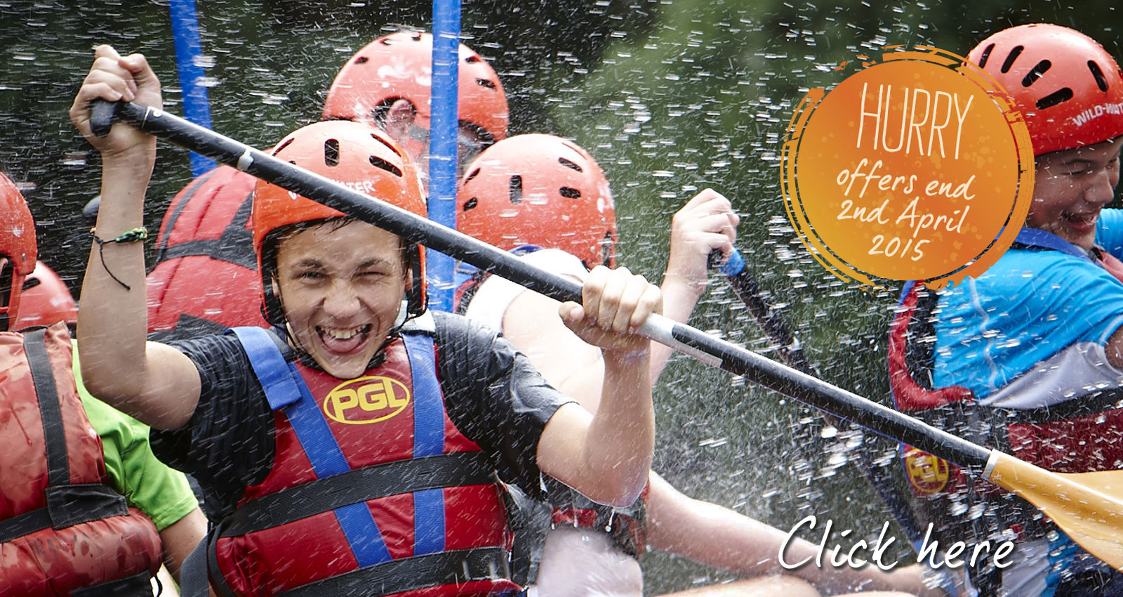 PGL Adventure Holidays - Specialist Holidays and Summer Camps for 7-17 year olds - Special Offers