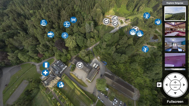 Dalguise Virtual Tour