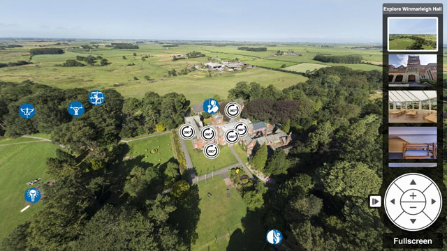Winmarleigh Hall Virtual Tour