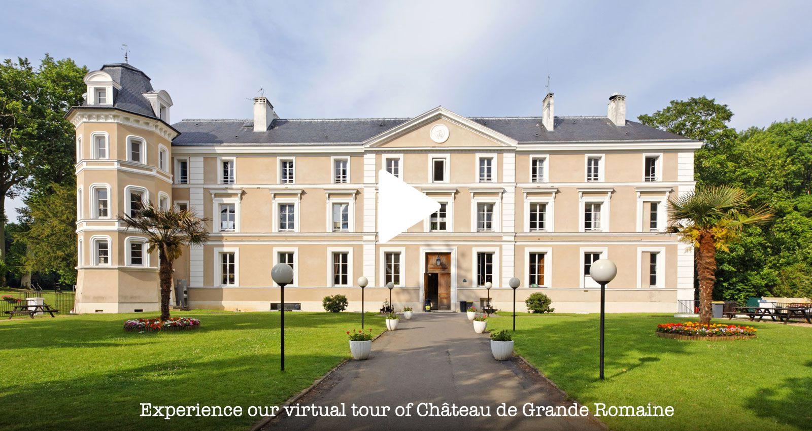 Pgl chateau de grande romaine adventure holidays and for Chateau hotel paris