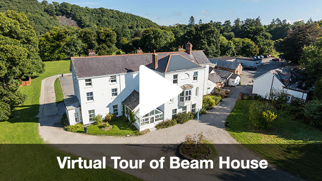 Beam House Virtual Tour for Brownies and Guides