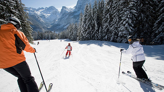 Dachstein West - Ski resorts for Schools