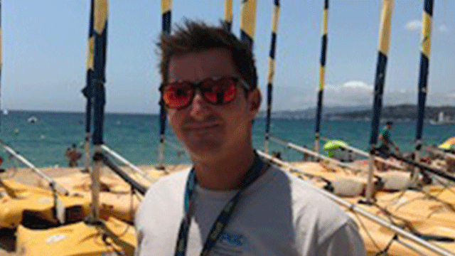 PGL Technical Advisor and Lead Sailsport Trainer, Jamie Skinner