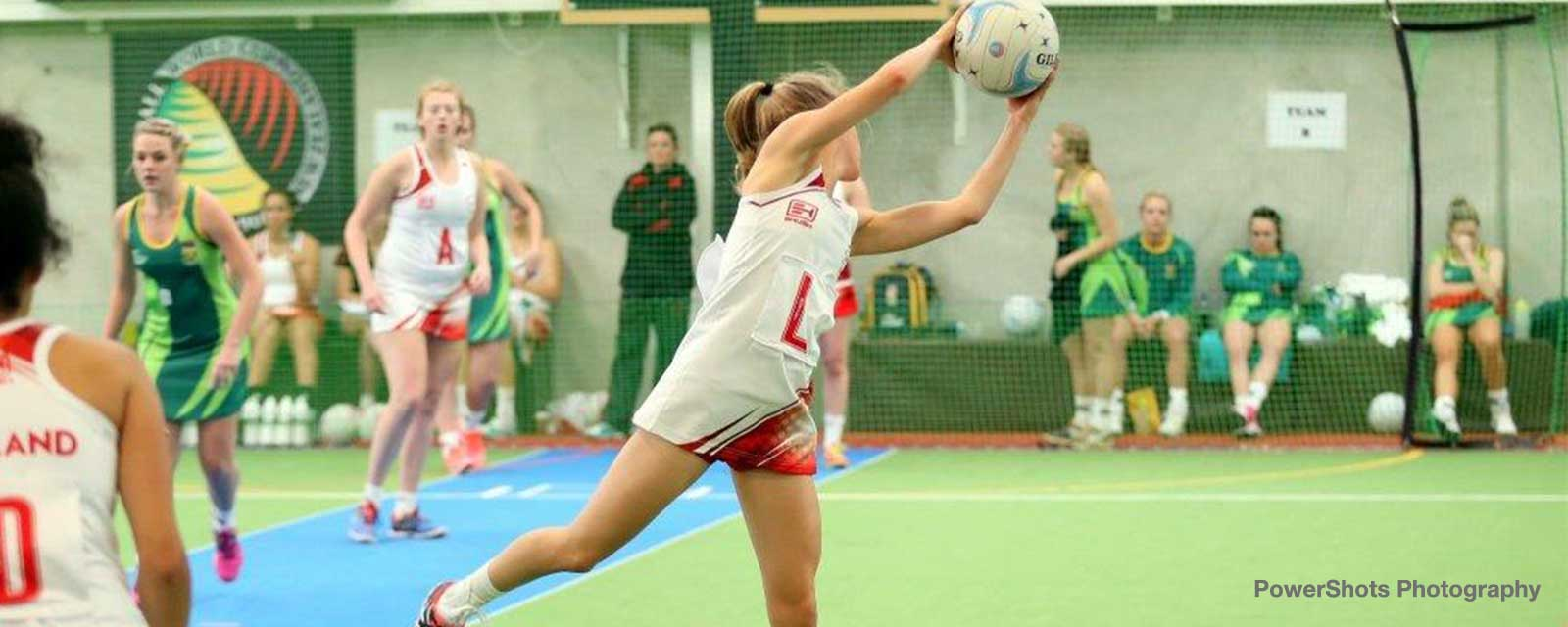 Becky Reed - Netball
