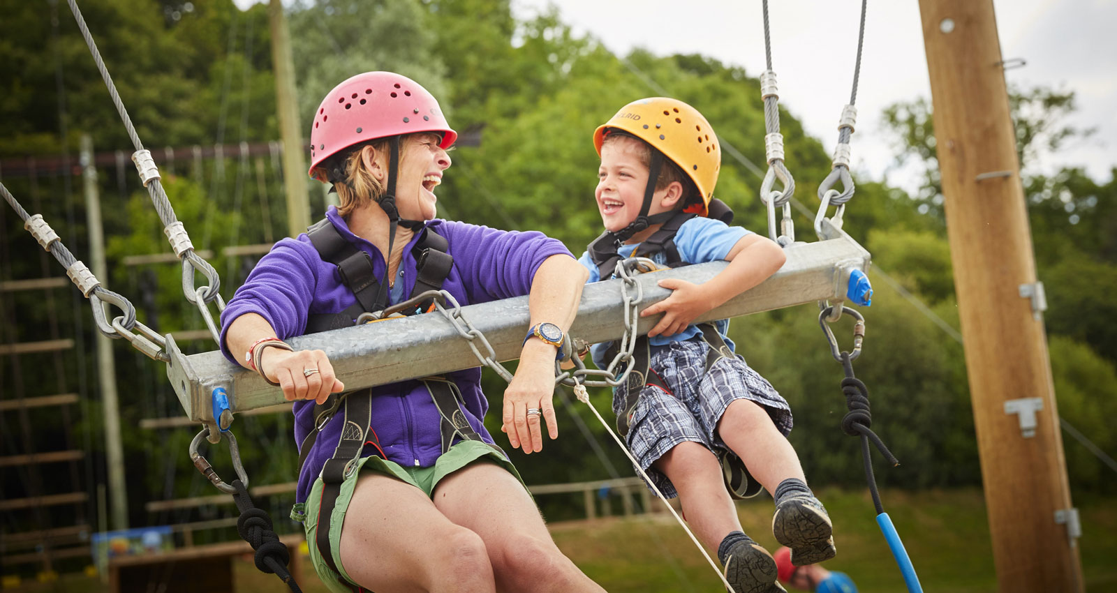 UK Adventure and Activity Holidays for Families