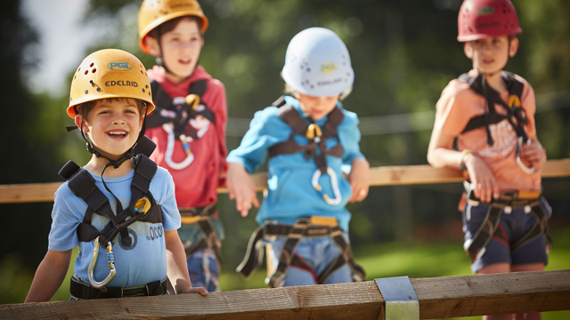 Multi Activity holidays in the UK