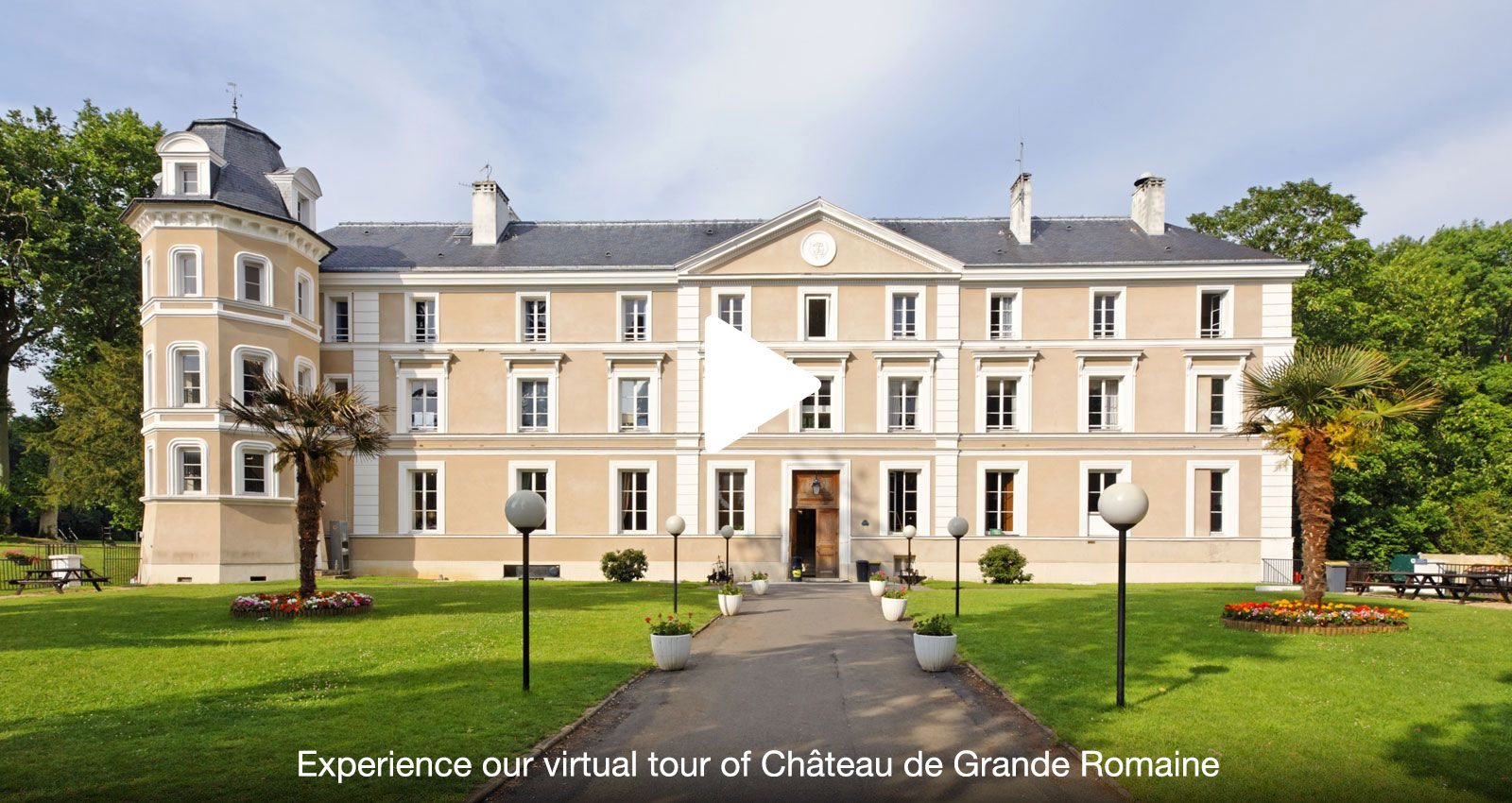 family adventures at château de grande romaine