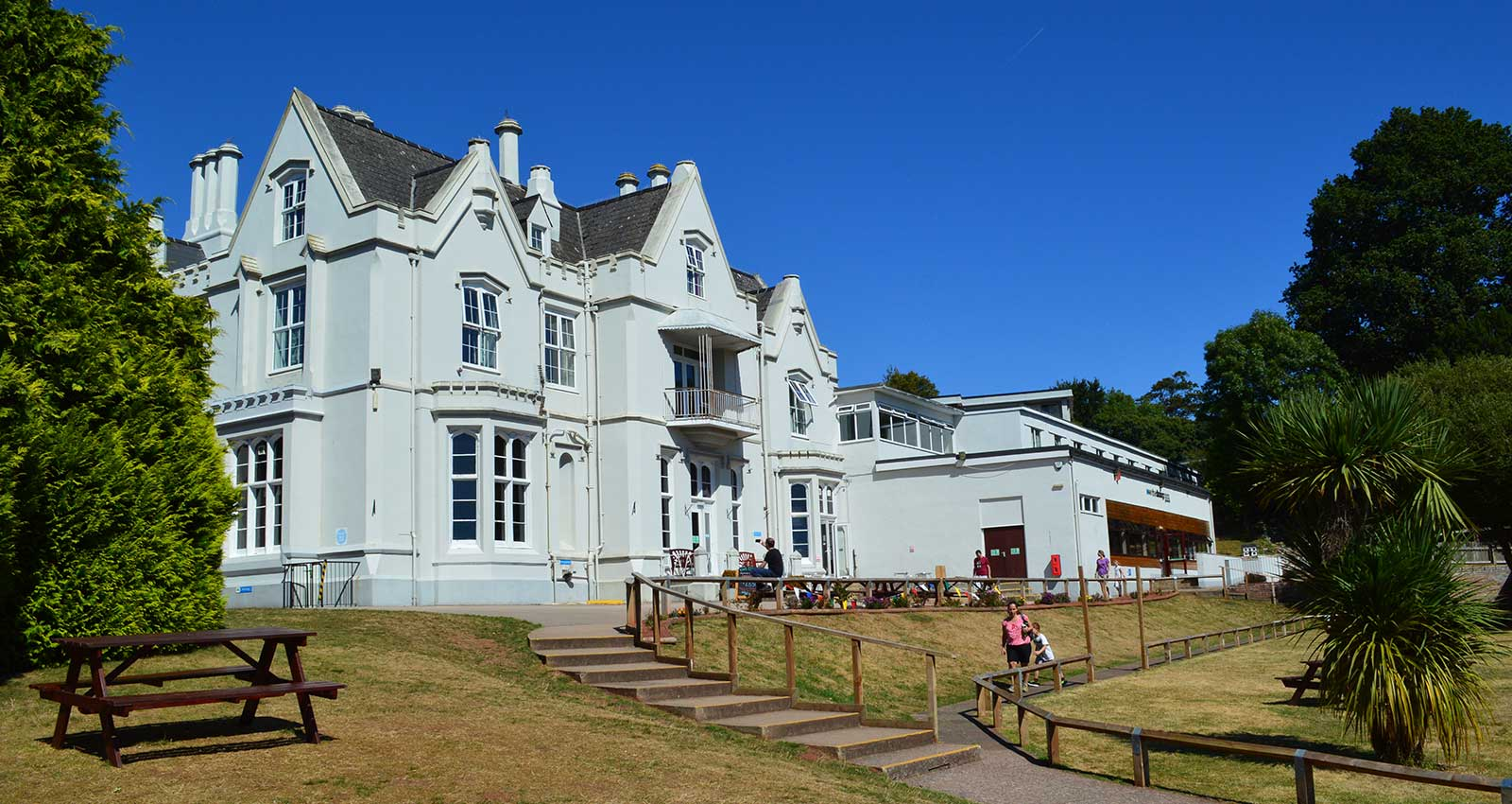 Barton Hall, South Devon