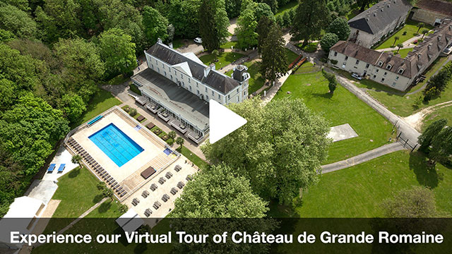 Virtual Tour for PGL Chateau de Grande Romaine