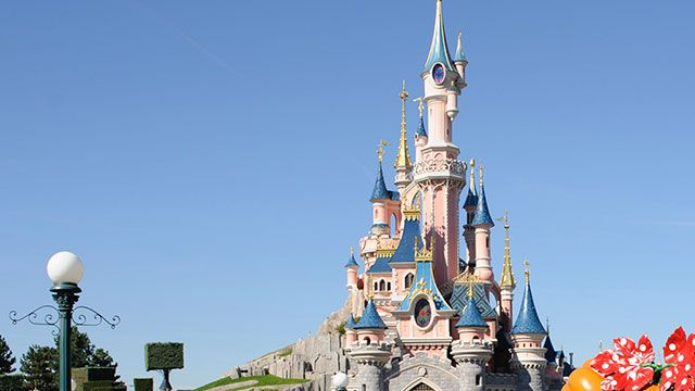 Paris and Disneyland <sup><small> ® </sup></small> Paris