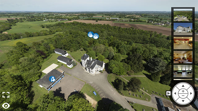 Virtual Tour of PGL  Château du Tertre for Brigades and Cadets