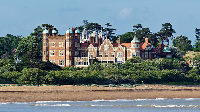 Bawdsey Manor, Suffolk