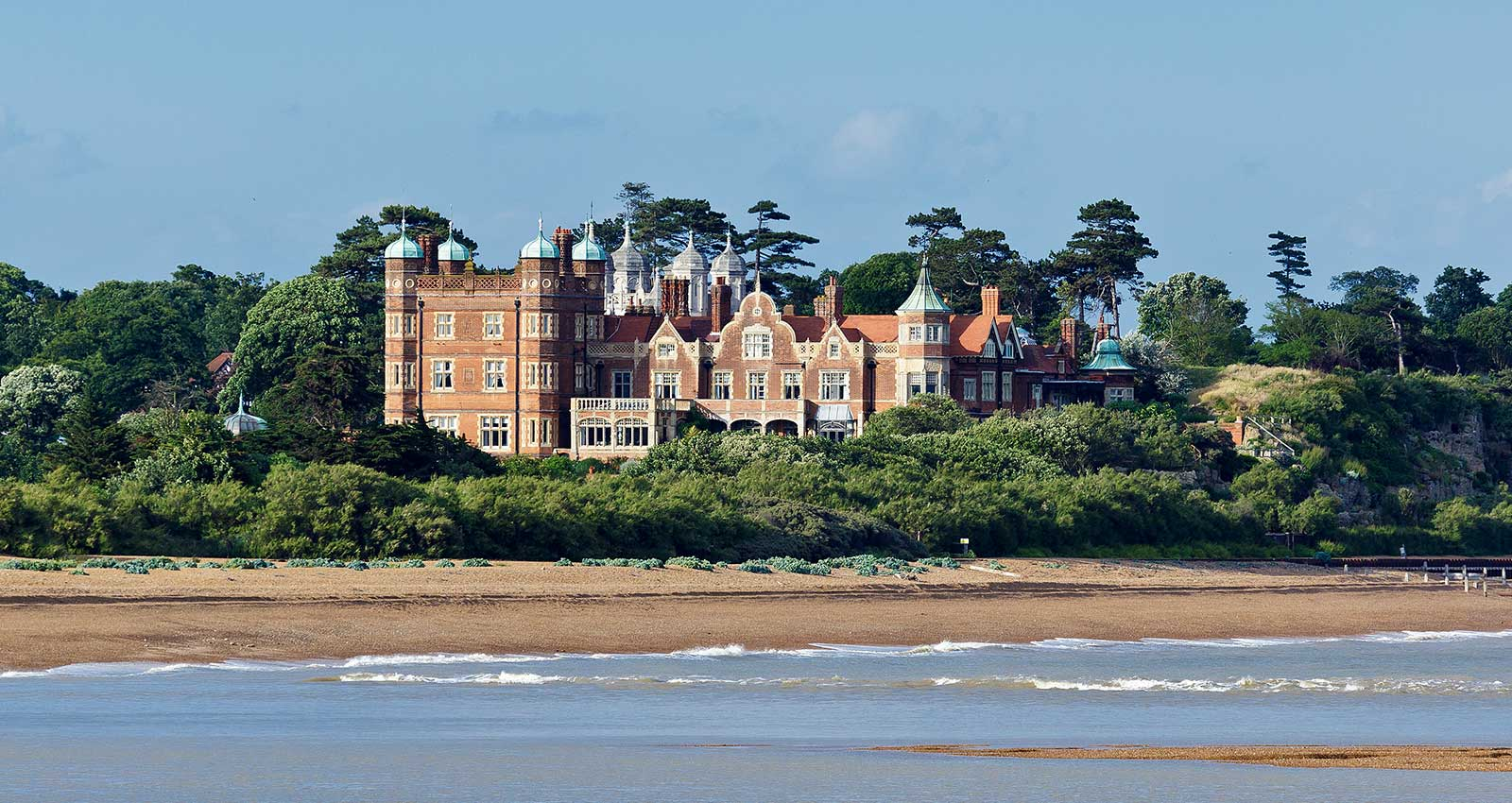 Bawdsey Manor