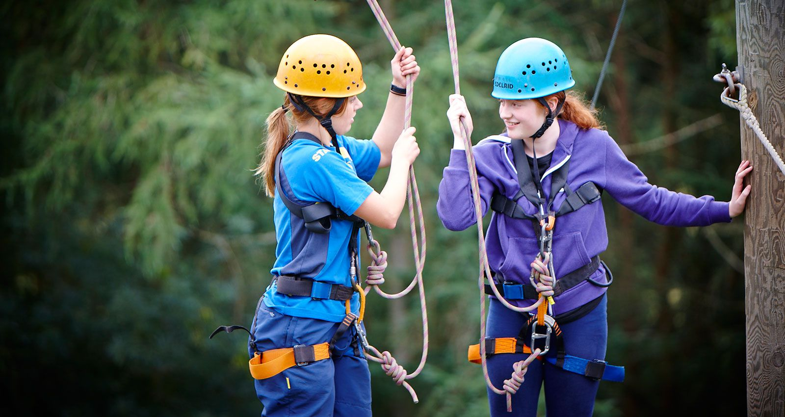 sports club adventure activity breaks
