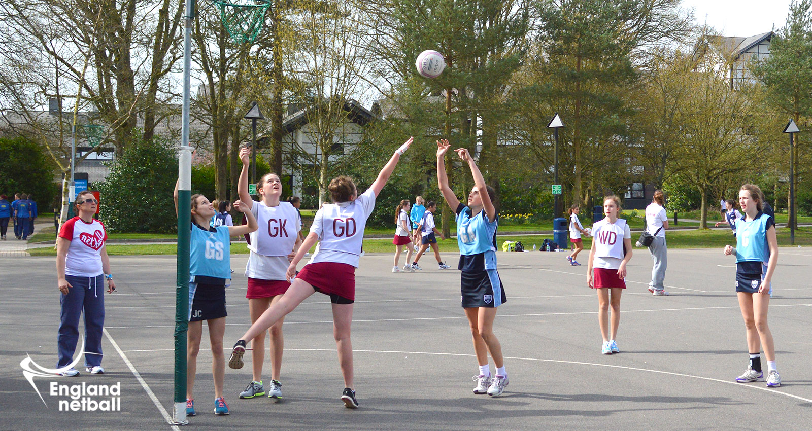 Club Netball Tour - a PGL Netball Tournament