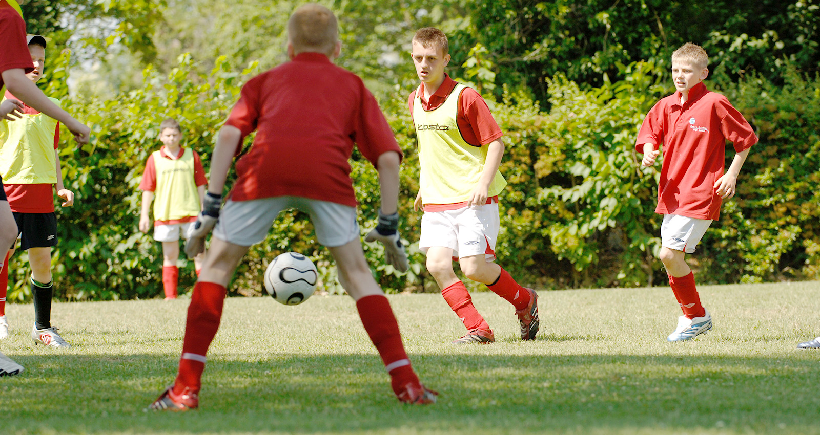 sports weekends for sports clubs