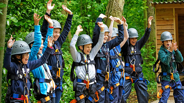 Rugby Juniors Adventure Weekends