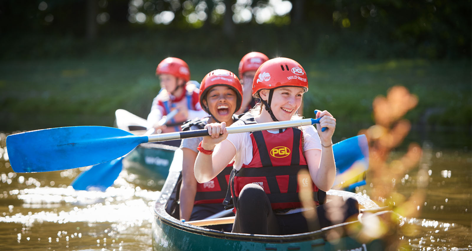 Outdoor Adventure Residentials For Youth Groups