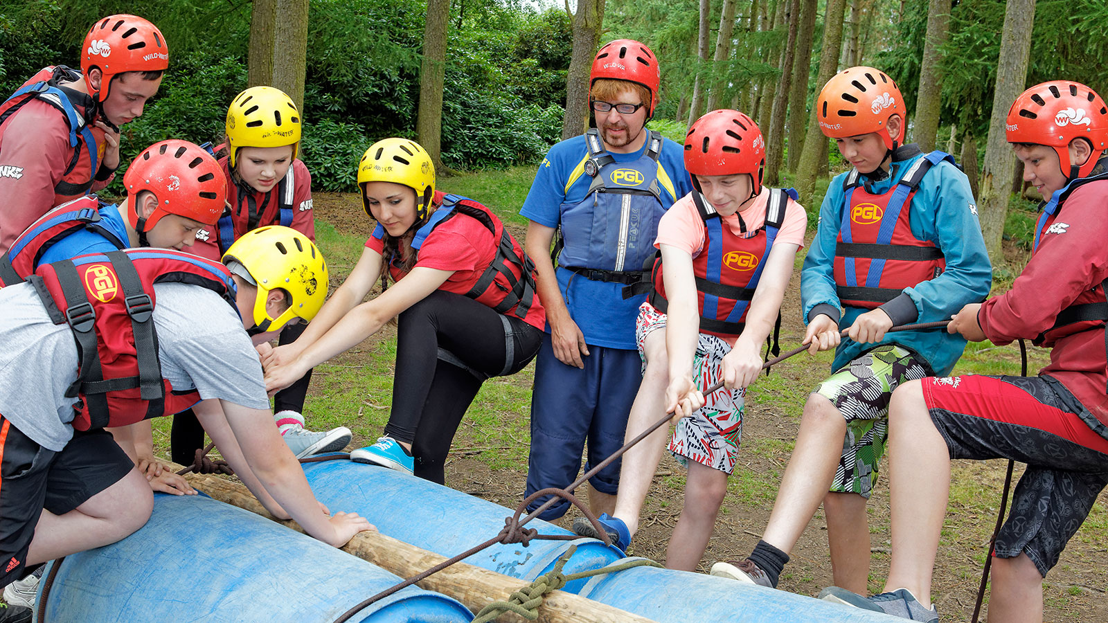 Activity Residential for Youth Groups