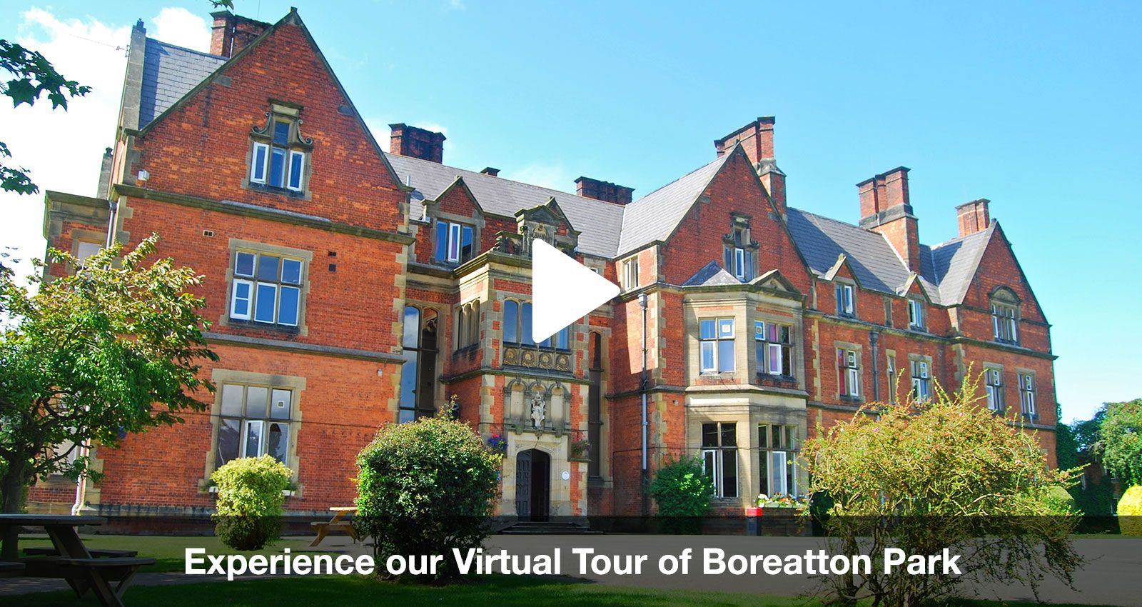 Boreatton Park for International Students