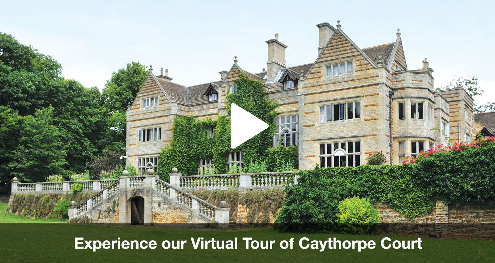 Caythorpe Court for International Students
