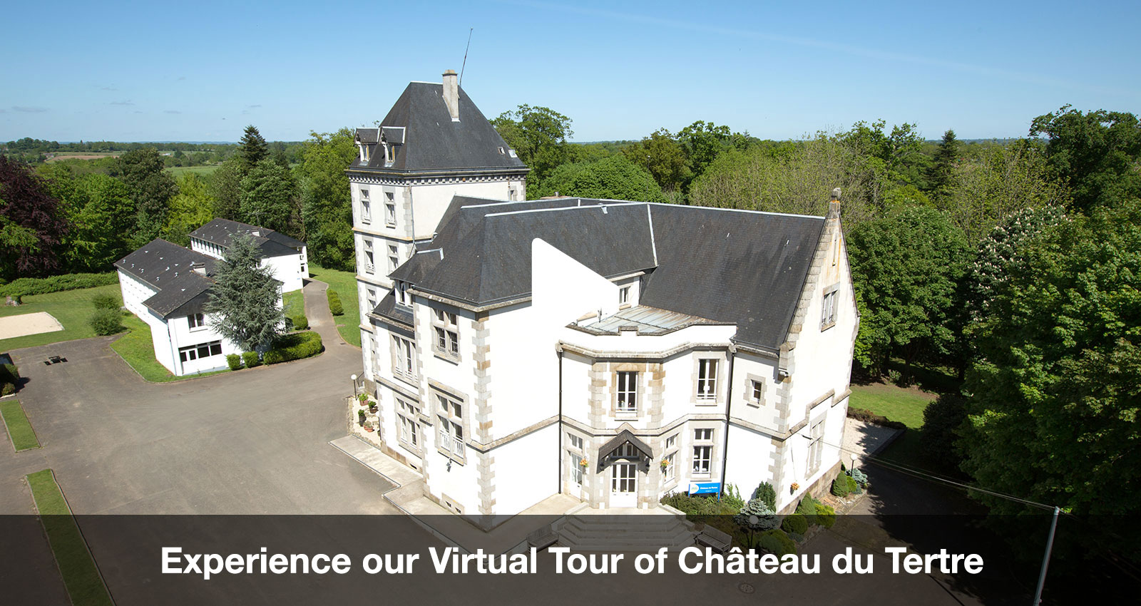Château du Tertre for International Students