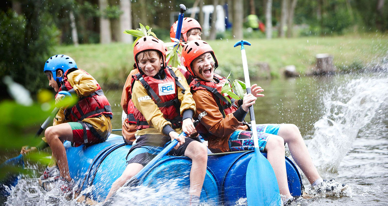Adventure Activity Programme for international children