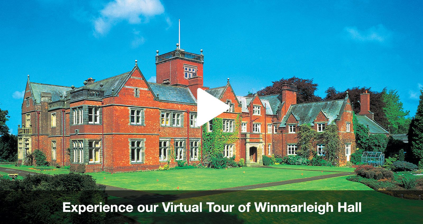 Winmarleigh Hall for International Students