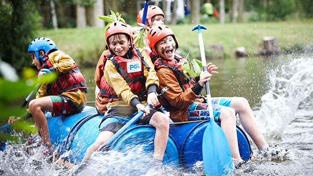 Adventure Holiday Programme