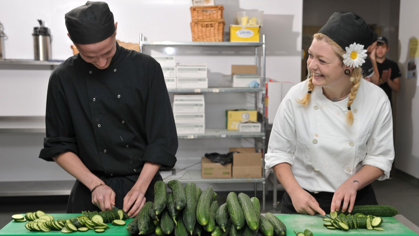 Assistant chef for Assistant cuisine