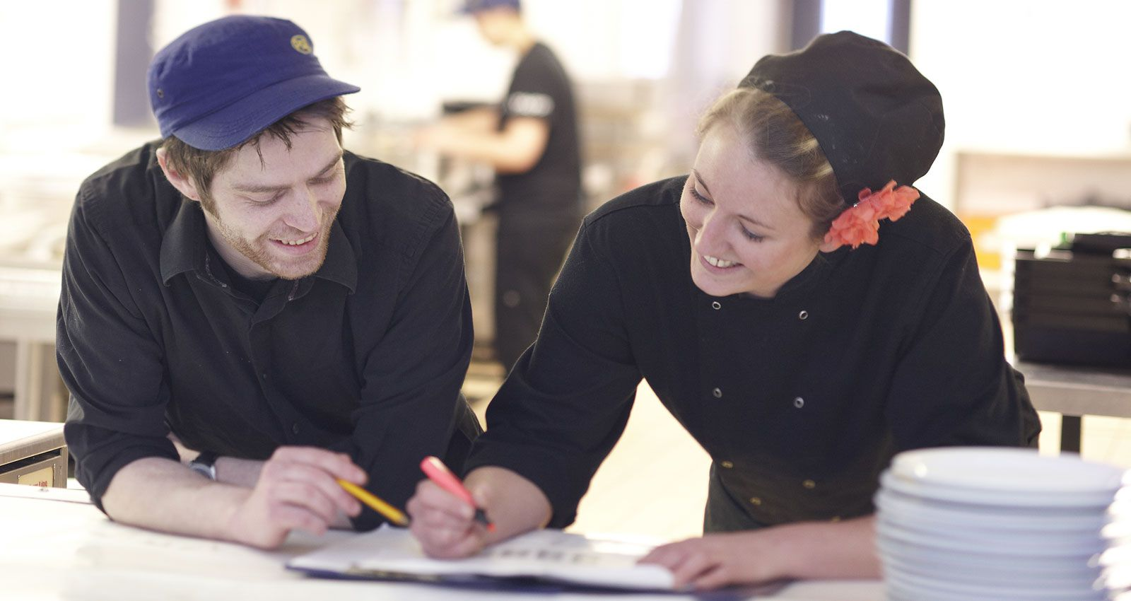Jobs in the Catering Team at PGL
