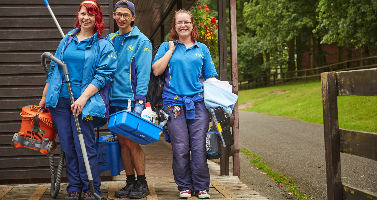 jobs in the Housekeeping Team at PGL