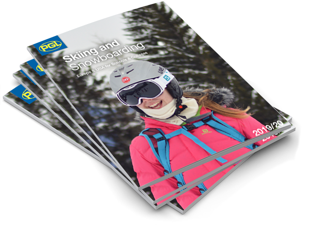 2018/19 Skiing and Snowboarding Brochure